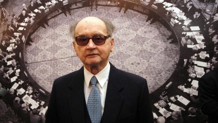 Wojciech Jaruzelski im Alter von 90 gestorben