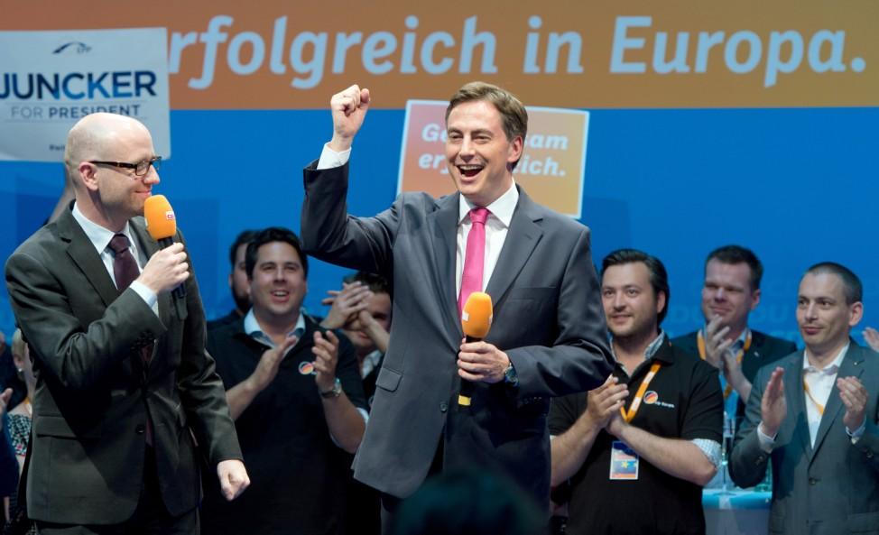 Europawahl 2014 in Deutschland - CDU