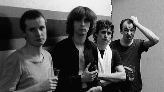 XTC At the Edge, Toronto, 1977/78