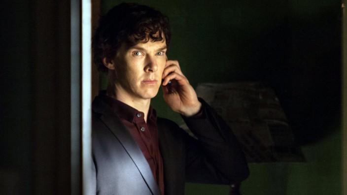 Sherlock Der leere Sarg BBC ARD Benedict Cumberbatch