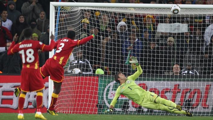 WM 2010 - Uruguay - Ghana
