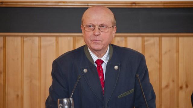 Manfred Schmidt kandidiert für die AfD in Vaterstetten.