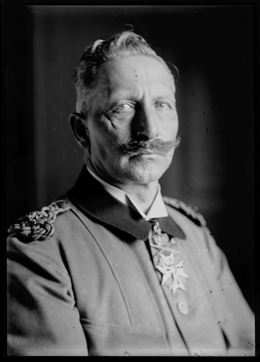 Kaiser Wilhelm II., 1912