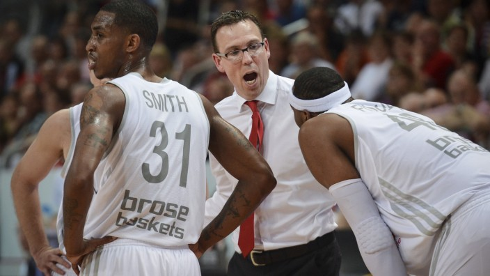 Brose Baskets Bamberg - Chris Fleming