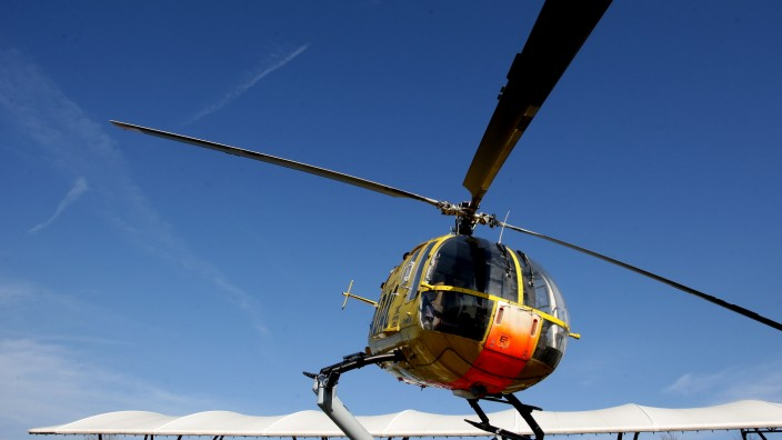 Landeplätze der Krankenhäuser: Rettungshubschrauber dürfen weiterhin auf jedem Acker landen, doch für die Landeplätze der Kliniken gelten bald neue Regeln.