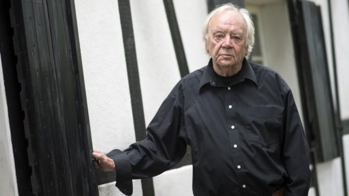 Schriftsteller Jürgen Becker