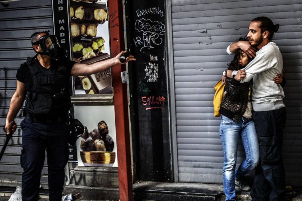 Gezi-Proteste in der Türkei
