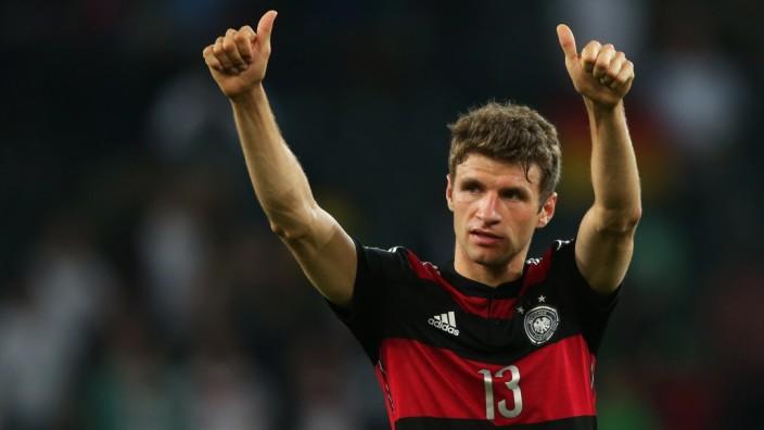 Thomas Müller, Deutsche Nationalmannschaft, DFB, Fußball-WM