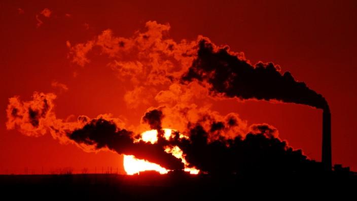 USA: Kohlekraftwerk in Kansas: 70 Prozent der US-Bevölkerung fürchten die Folgen der Erderwärmung