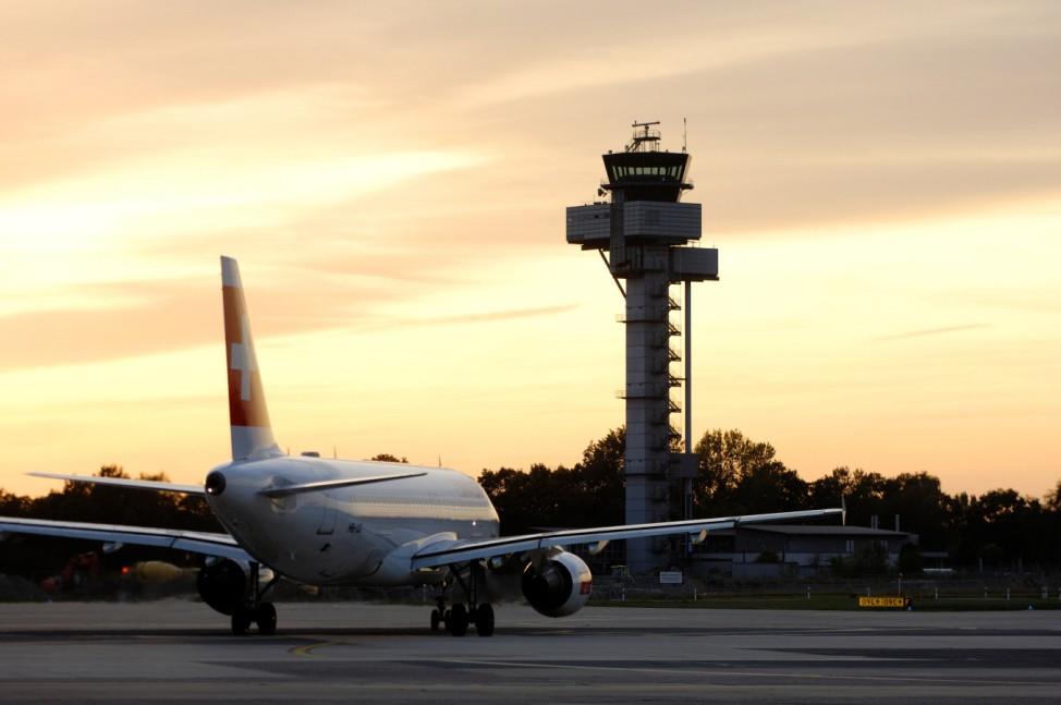 Die größten Flughäfen in Deutschland