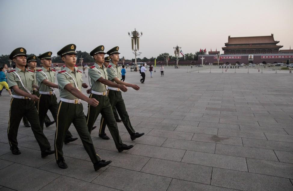 BESTPIX Tiananmem Square Anniversary
