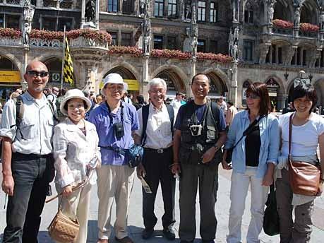 Touristen in Deutschland, Lena Prieger