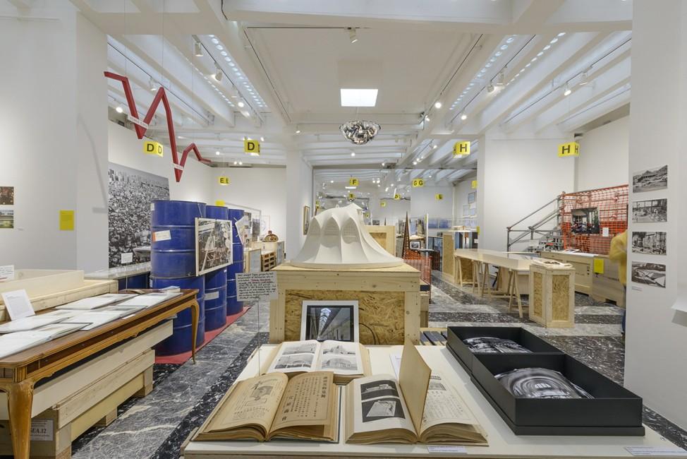 Architekturbiennale Venedig 2014, Pavillon Japan