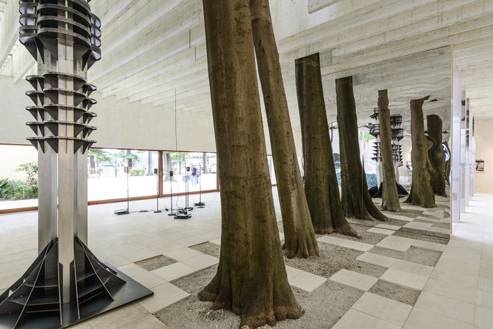 Architekturbiennale Venedig 2014, Pavillon Nordische Länder