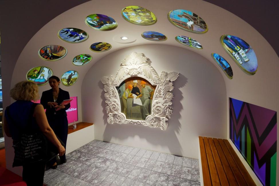 Architekturbiennale Venedig 2014, Pavillon Russland