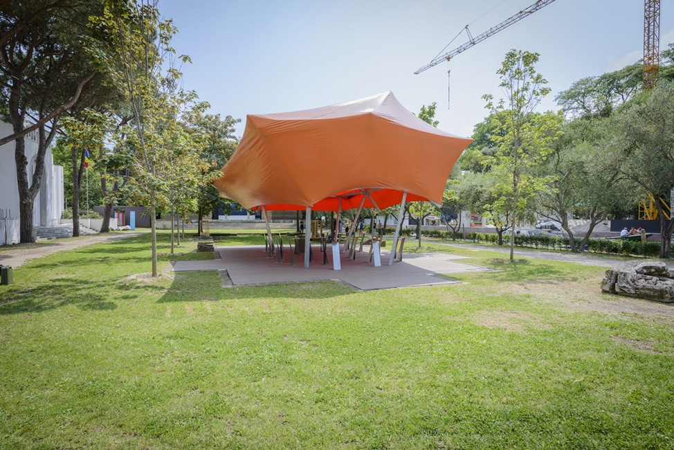 Architekturbiennale Venedig 2014, Pavillon Australien