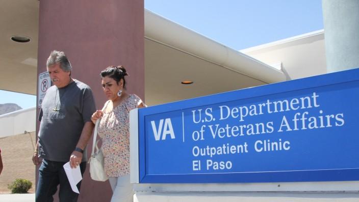 USA: Einrichtung für Veteranen in El Paso, Texas: Kriegsheimkehrer-Kliniken in Texas haben mit die längsten Wartezeiten, wie ein Bericht nun bestätigte.