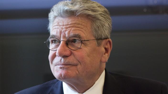 Gauck NPD Urteil
