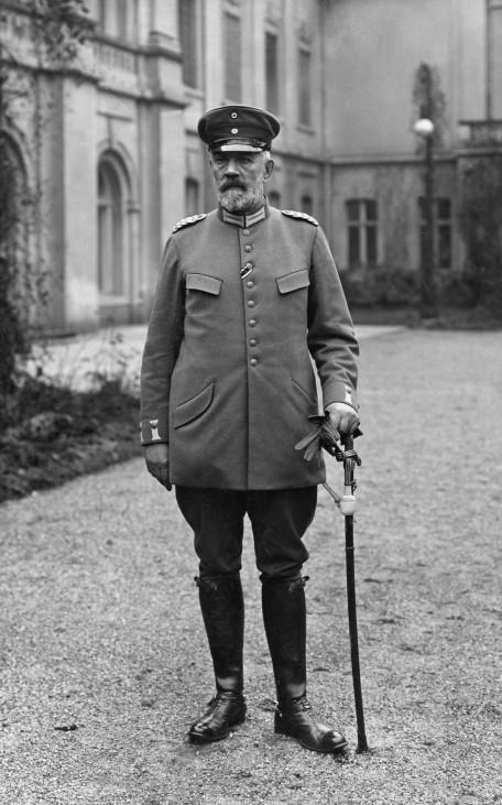 Theobald  von Bethmann-Hollweg, 1914
