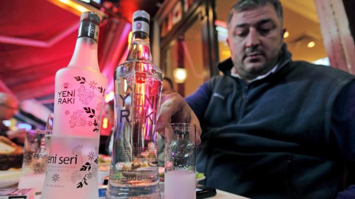 Alkoholrecht in der Türkei
