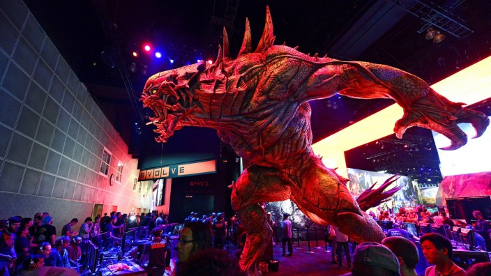 E3 Expo (Electronic Entertainment Expo) in Los Angeles