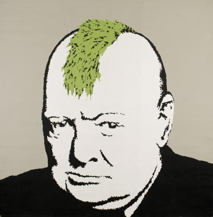Turf War, Künstler: Banksy