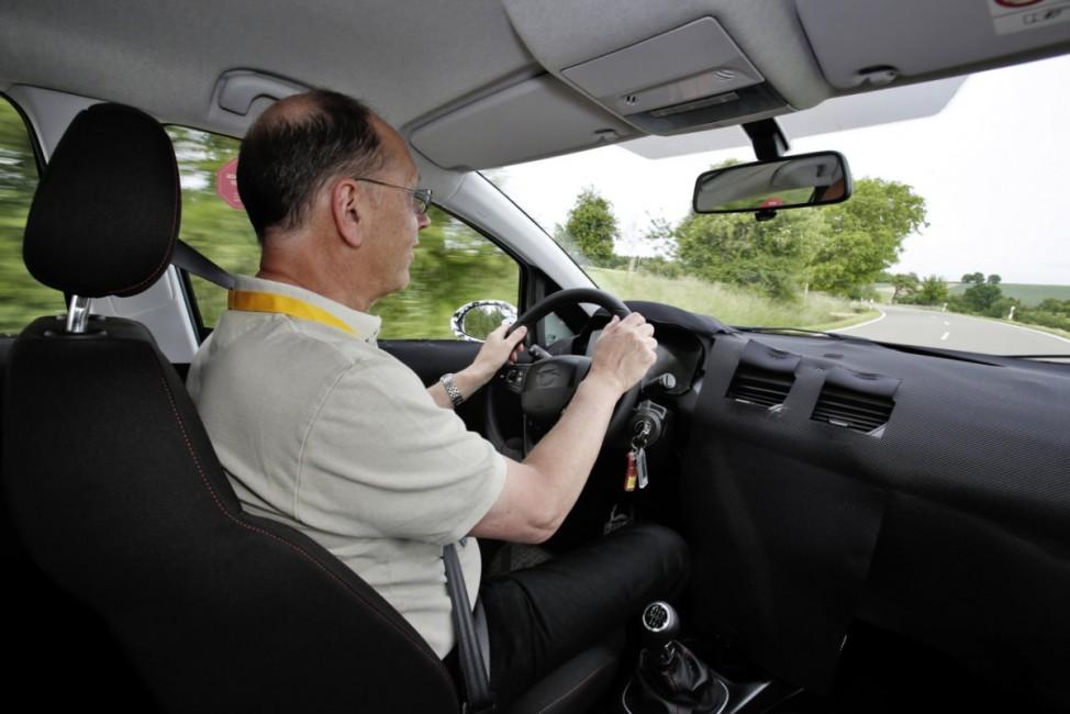 Der Innenraum des neuen Opel Corsa