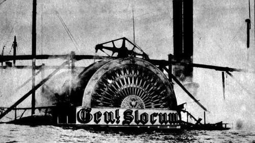 Schiffskatastrophe 'General Slocum'