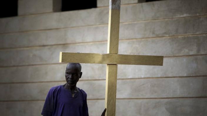 Prisoners in South Sudan