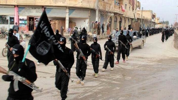 Isis Irak Raqqa