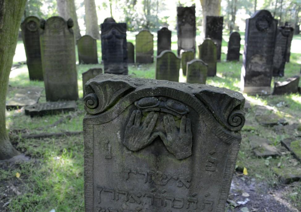 Jüdischer Friedhof Altona auf Liste für künftige Welterbe-Stätten