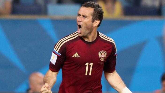 Russia v Korea Republic: Group H - 2014 FIFA World Cup Brazil
