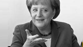 Interview mit Angela Merkel: undefined