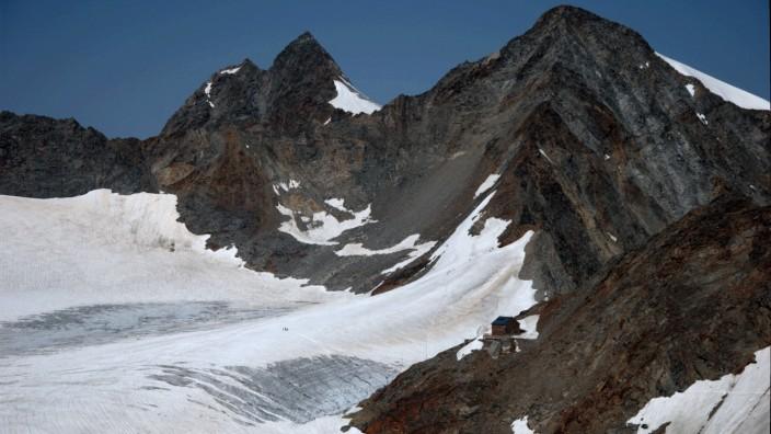Müllerhütte Österreich Stubaier Alpen