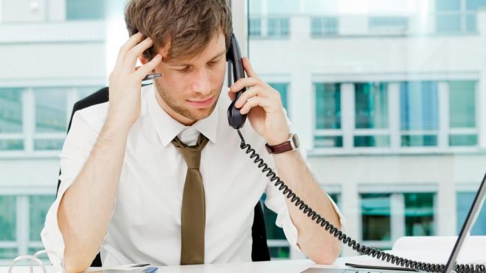 Karriere Job Arbeitsplatz Motivation Frustration