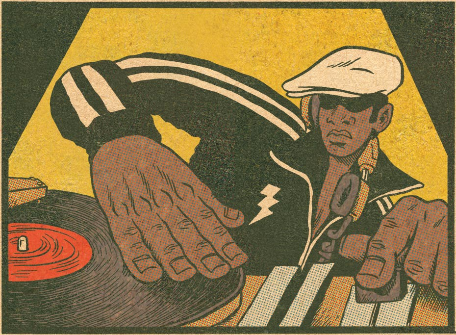 """Hip Hop Family Tree"""