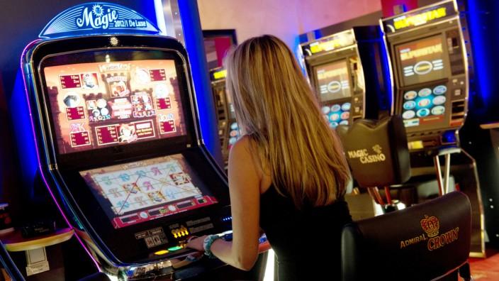 Glücksspielgesetz teilweise verfassungswidrig