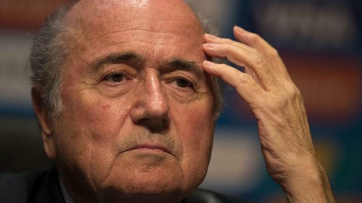 FIFA Executive Committee meeting in Sao Paulo