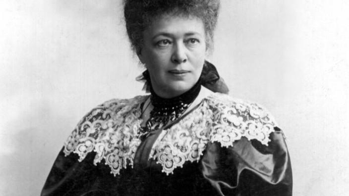 Bertha Freifrau von Suttner