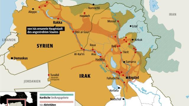 Isis Irak Syrien