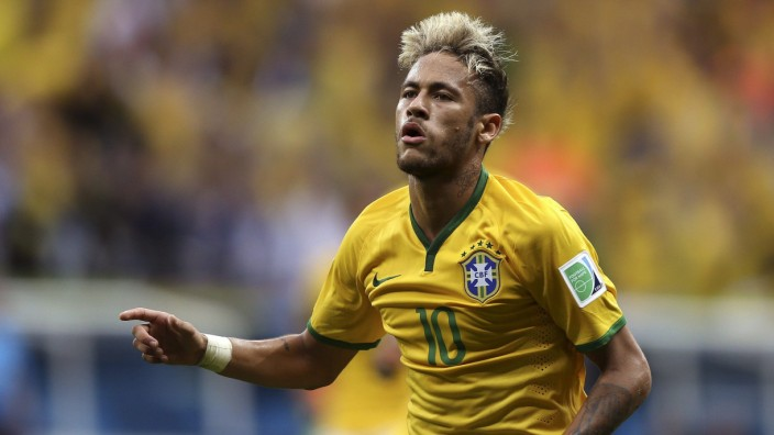 World Cup 2014 - Group A - Cameroon vs Brazil