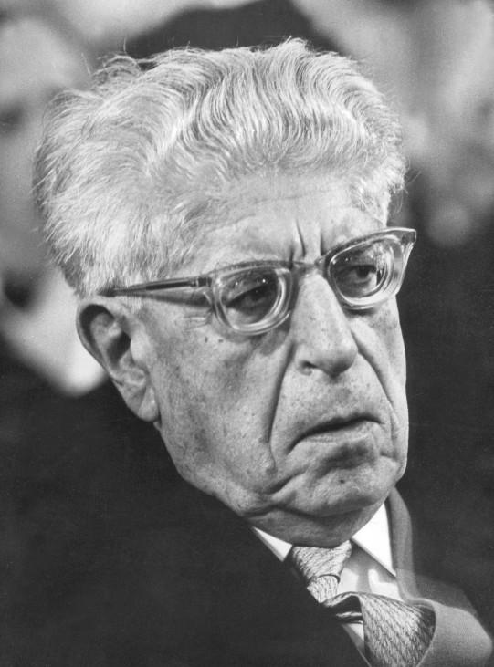 Ernst Bloch, 1967