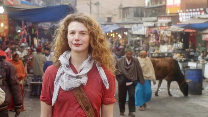 "Anna Maria Sturm in ""Beste Chance"", Kino"
