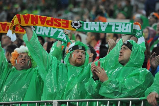 EURO 2012 - Spanien - Irland