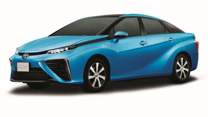 Brennstoffzellenauto von Toyota