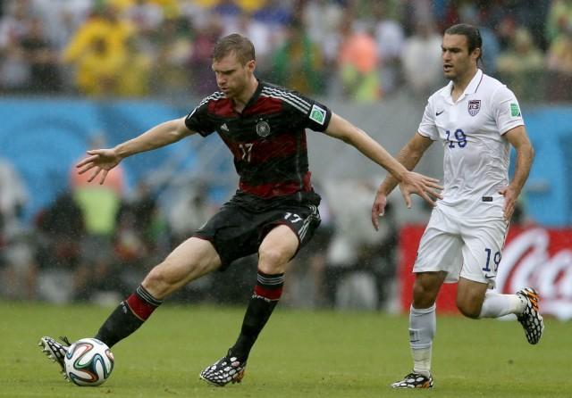 World Cup 2014 - Group G - USA vs Germany