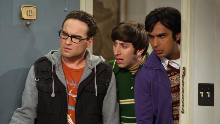 Big Bang Theory Warner Bros. Entertainment Inc.