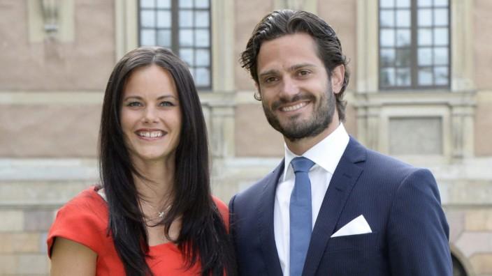 Schwedens Prinz Carl Philip verlobt