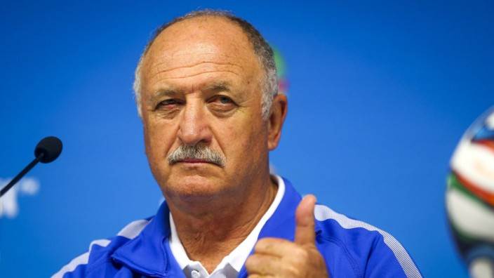 World Cup 2014 - Brazil press conference