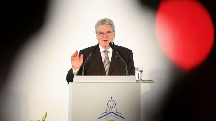 Flüchtlingsschutz Gauck Asyl